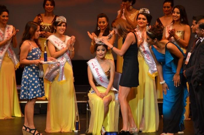 Bartika Rai Crowned Miss Nepal 2013