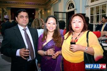 Basant Chaudhary Embassy of London Nepal 10