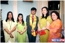 Basant Chaudhary Embassy of London Nepal 11