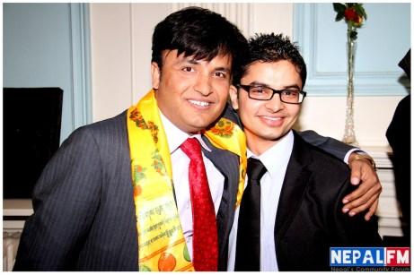Basant Chaudhary Embassy of London Nepal 14