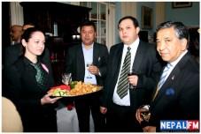 Basant Chaudhary Embassy of London Nepal 17