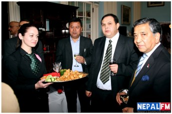 Basant Chaudhary Embassy of London Nepal 17
