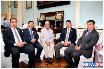Basant Chaudhary Embassy of London Nepal 18