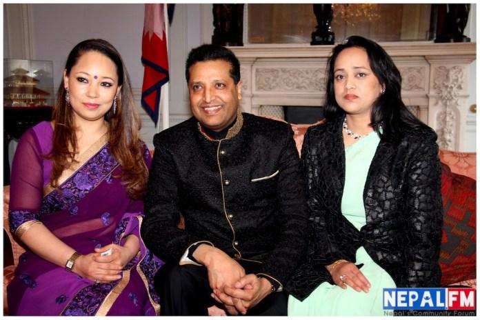 Basant Chaudhary Embassy of London Nepal 22