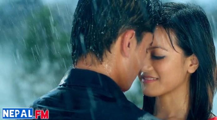 Beautiful Prakriti Shrestha in Hostel Nepali Movie