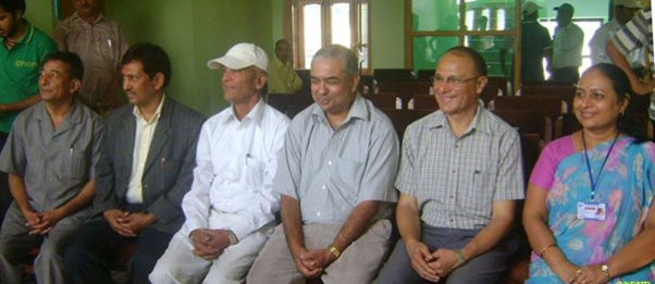 FWU Officials