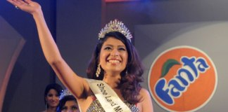 Miss Nepal 2013 Ishani Shrestha Nepali Blogger