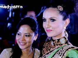 Mukhauta Promotion of Ethinic Fashion with Kutumba0