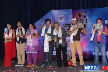 Nepali Movies Awards 2070 32
