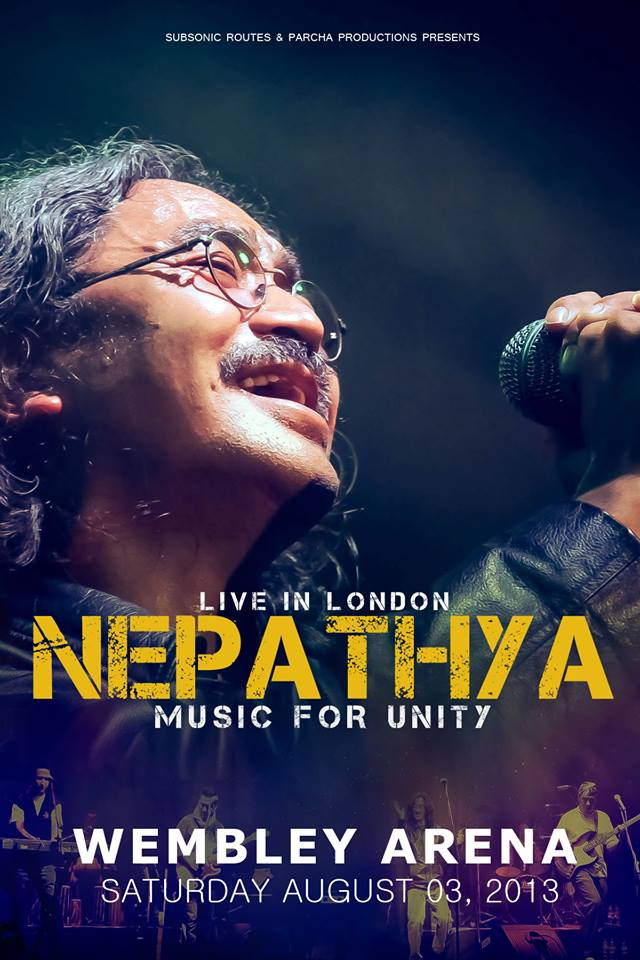 Nepathya Live at Wembley Arena 3rd August