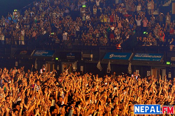 Nepathya Wembley UK Concert Group