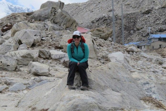 Nisha Adhikari Everest Summit