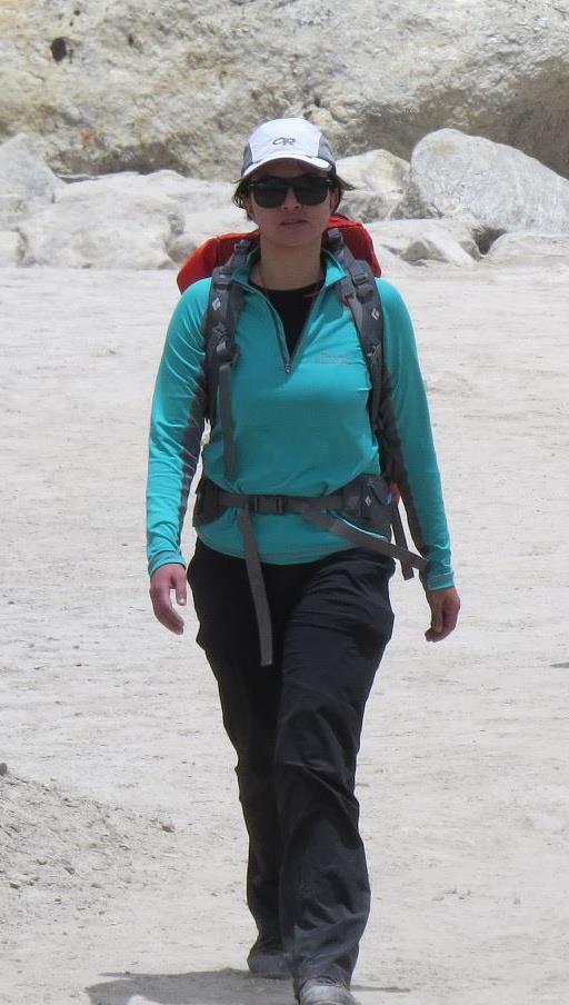 Nisha Adhikari Scales Mt Everest Sagarmatha