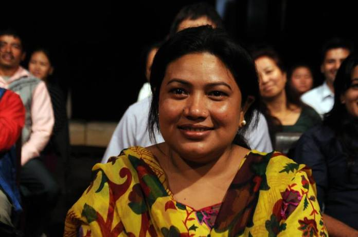 Shanta Chaudhary Former Law Maker