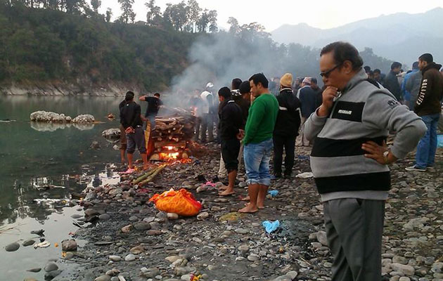 Shiva Regmi Passes away 3