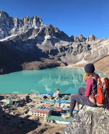 Gokyo nepal