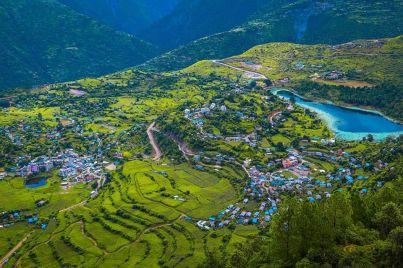 RUKUMKOT VALLEY nepal