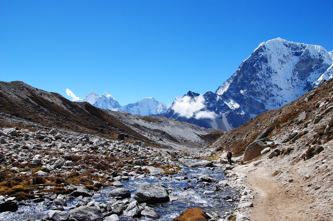Trekking du Camp de Base de l'Everest au Népal