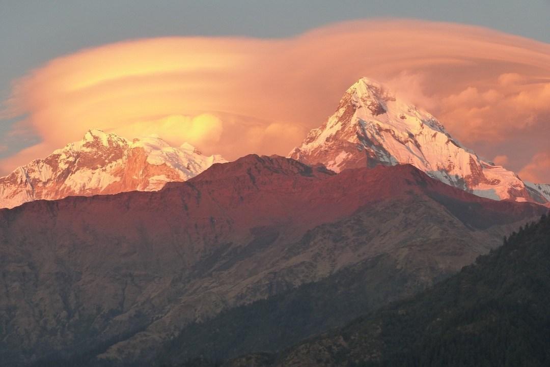 Trekking de la Colline de Poonhill au Népal