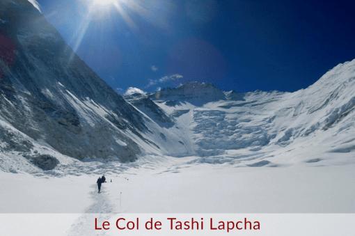 Le Col de Tashi Lapcha