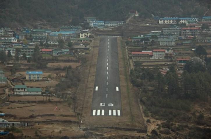 lukla airstrip landing Forbes