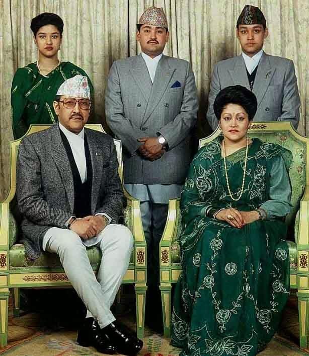 Nepal Dynastie Shah