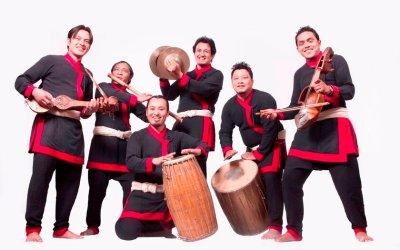 Népal : Musiques et Chansons Traditionnelles