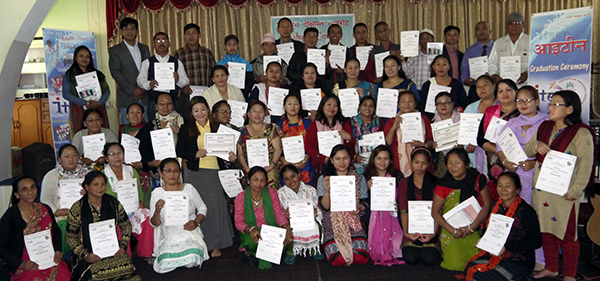 Graduates of Dharan