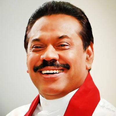 Mahidra Rajapaksa