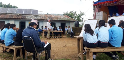 Celebration Childrens day at Namsaling higher secoundry school (3)