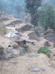 Life of farmer in Kalinchok