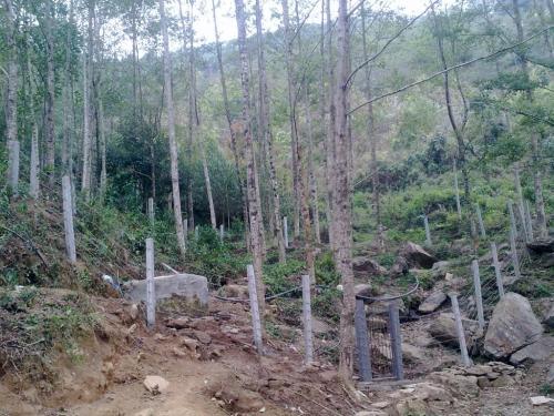 Water Source protection work in Rakse