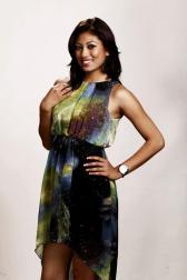 4- Miss Nepal 2012 Participant Nagma Shrestha