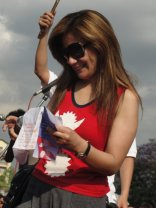 Abhaya Subba at Nepal Unites EVent