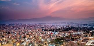 Beautiful Kathmandu City