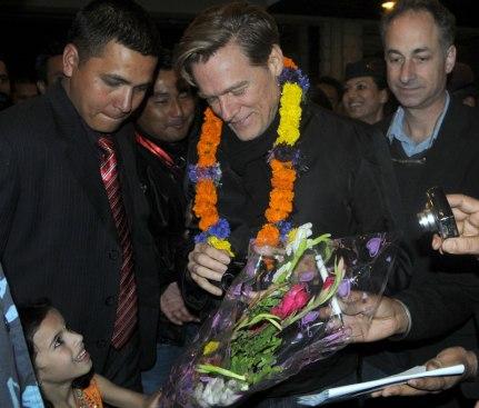 Bryan Adams in Nepal 21