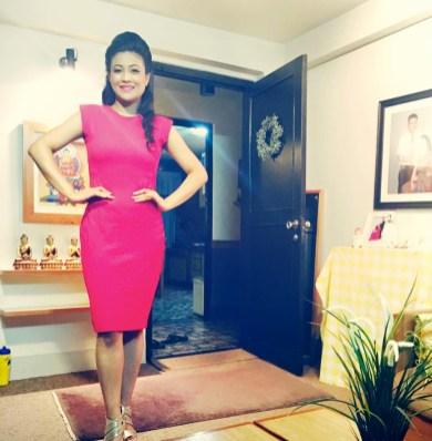 Evana Manandhar Miss Nepal 2015 16