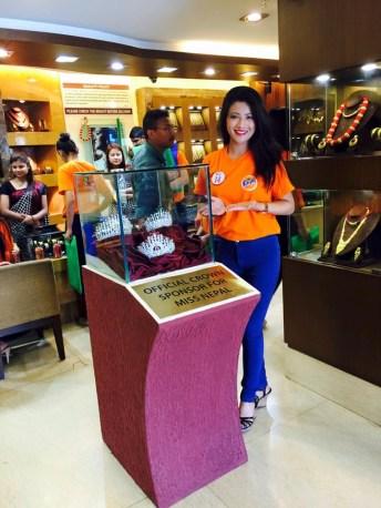 Evana Manandhar Miss Nepal 2015 32