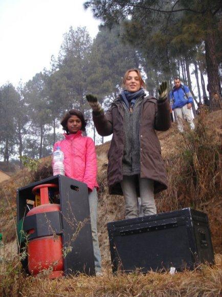Gal Gadot in Nepal 1
