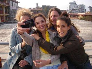 Gal Gadot in Nepal 10