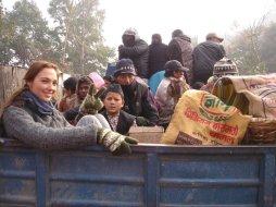 Gal Gadot in Nepal 4