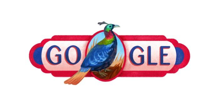 Google Doodle Nepal Republic Day 2016
