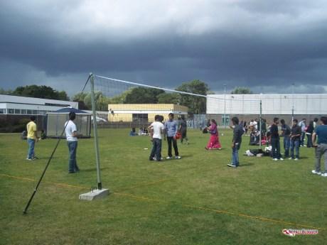 Volleyball Programme at Gulmi Samaj Uk Event