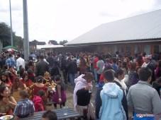 Huge Crowd of Gulmelis - Gulmi Samaj Uk