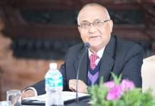 KP Sharma Oli Nepal Prime Minister