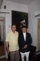 KP Sharma Oli With Indian Ambassador 2