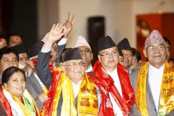 KP oli New Prime Minister of Nepal