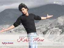 Kohi Mero Nepali Movie Wallpaper 3