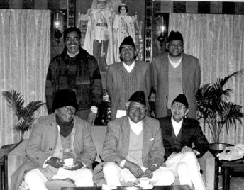 Krishna Prasad Bhattarai 10