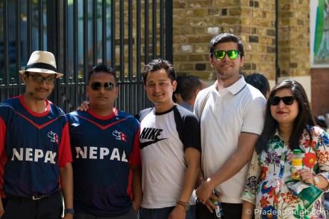 MCC Nepal Cricket at Lords-6240